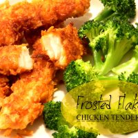 KELLOGG'S FROSTED FLAKE CHICKEN TENDERS