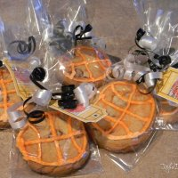 Jumbo Chocolate Chip Basketball Cookies