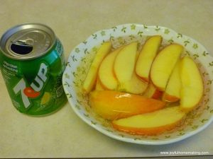 Keep Apples Fresh for Lunch