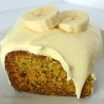 Luscious Banana Cake