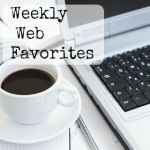 Weekly Web Favorites