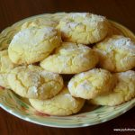Light and Chewy Lemon Cookies