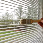 Easy Way to Clean Mini Blinds