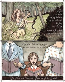 The Singing Woman from the Wood's Edge pg 3