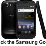 How To Unlock Samsung Google Nexus S to Break Chains