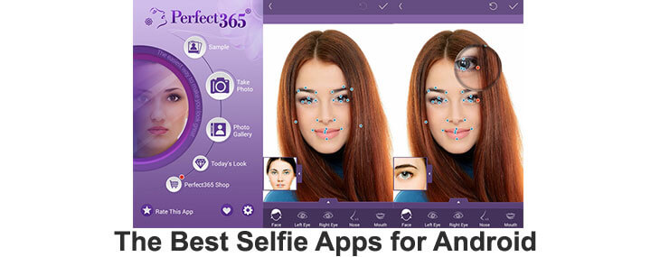 6 Best Selfie Apps for Android to Strike a Pose
