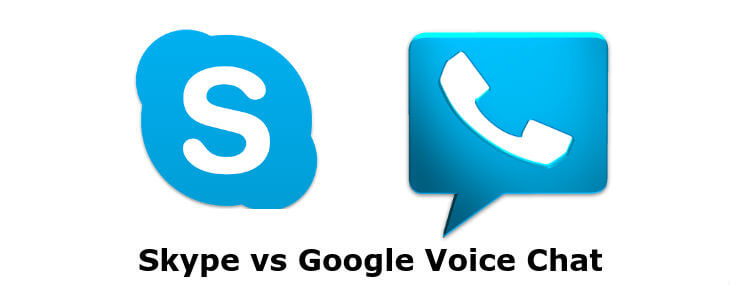 Skype vs Google Voice Chat: Android – Which One Wins?