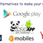 17 Android App Store Alternatives for those who hate Google Play