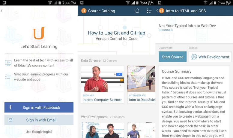 Udacity Learn Programming