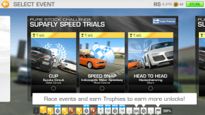 Asphalt 8 vs Real Racing 3 vs GT Racing 2