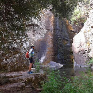 Waterfall Joyride MTB