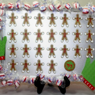 Advent Calendar Blog Hop – Cookie Tray Gift