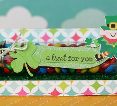 St. Patrick's Day Leprechaun Treat Holder