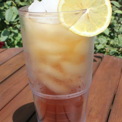 Hot Summer Calls for Cool Iced Tea…Fast!