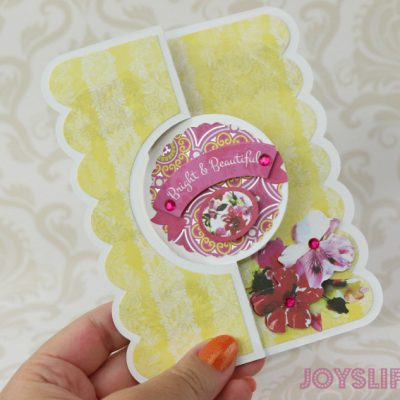 Bright & Beautiful Card with SEI