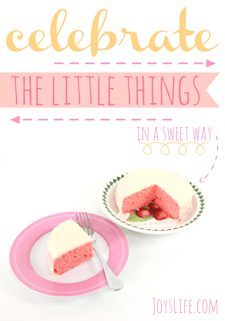 Celebrate the Little Things #ad #DuncanHines
