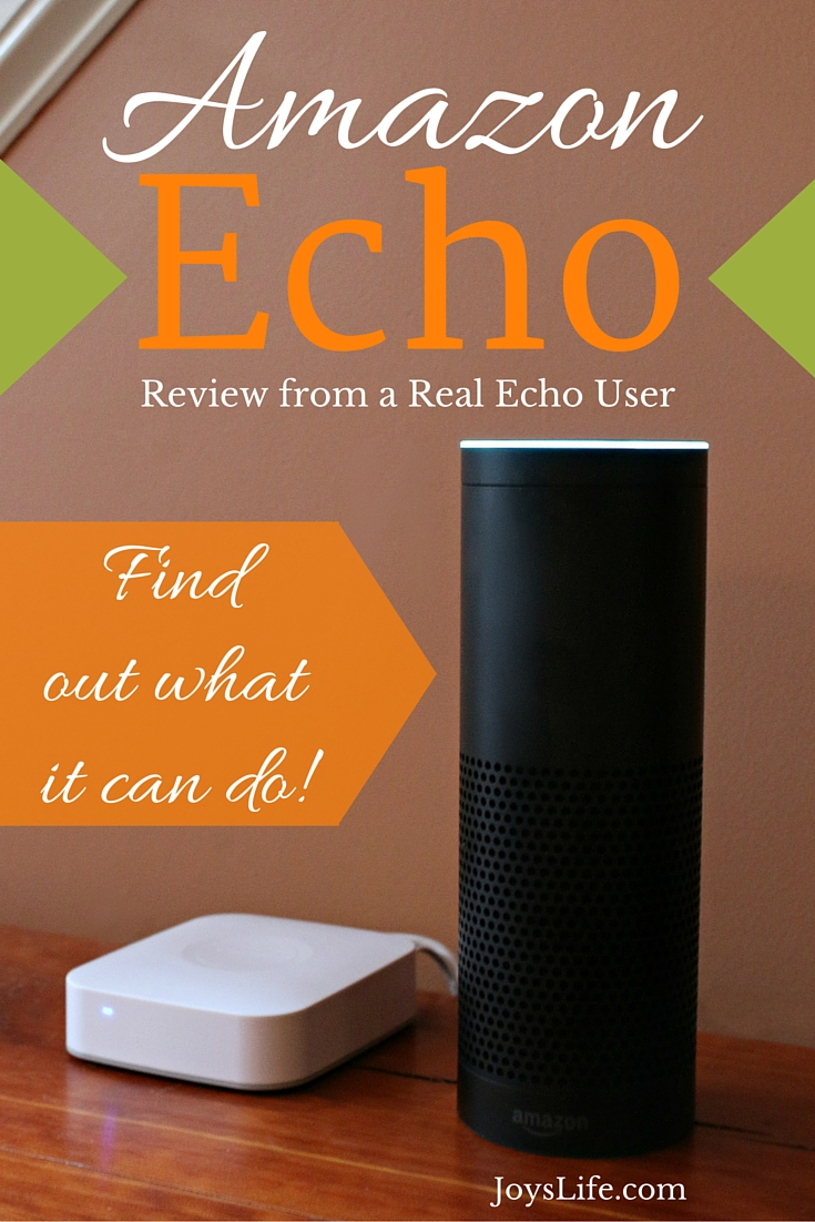 Amazon Echo Review - Why You Need One