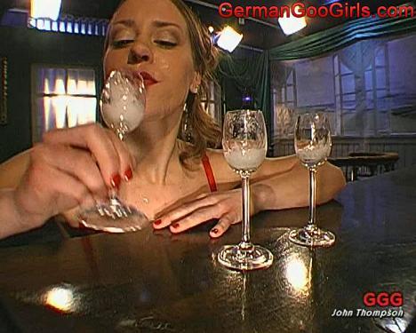 lisa ann cum cocktail
