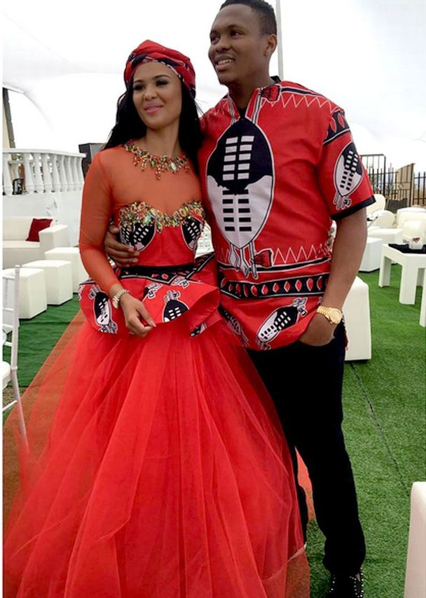 Soccer star kagisho dikgacoi ties the knot in secret for Typical wedding photos