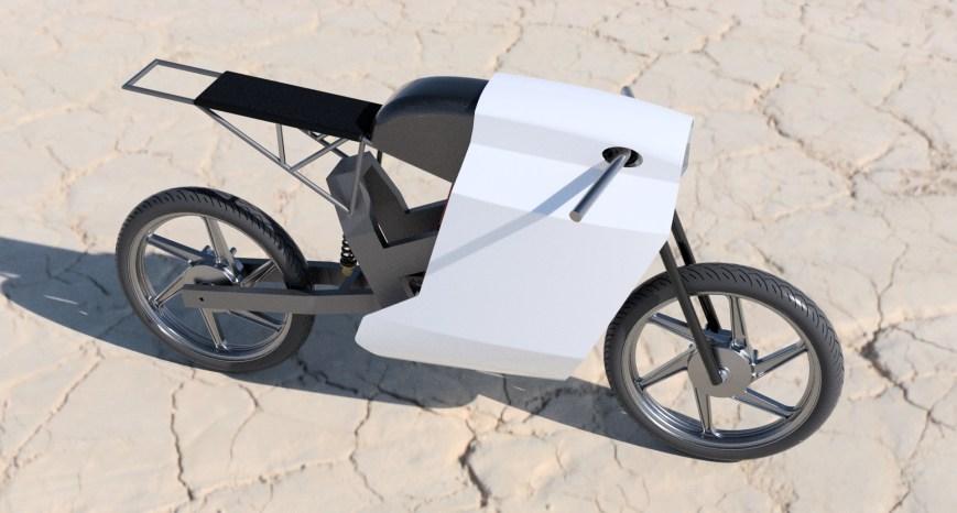 ECR 3 Electric Bike