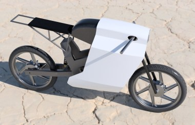 ECR 3 Electric Bike