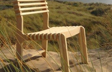 Flat Panel Chair