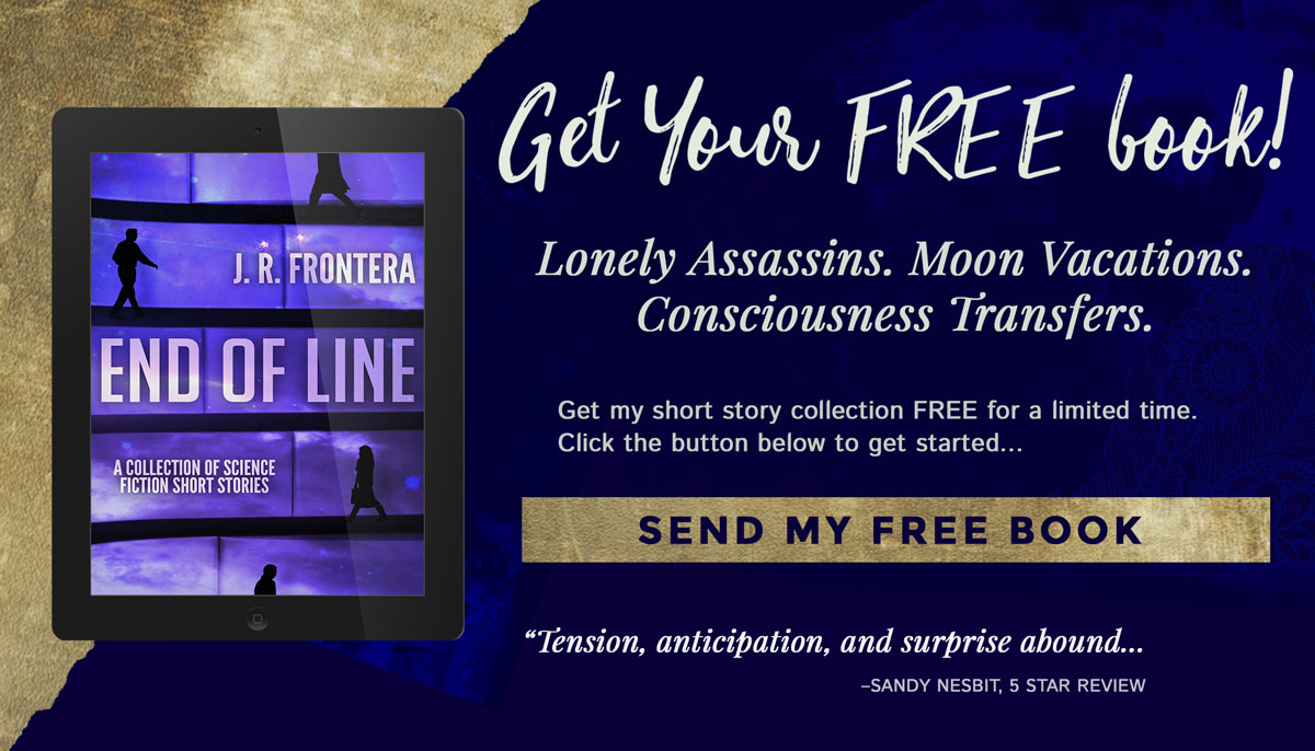 J.R. Frontera - Get Your Free Book!