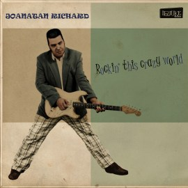Joanatan Richard - Rockin This Crazy World CD Digipack R$30,00 Frete Incluso