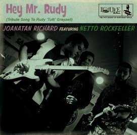 Joanatan Richard & Netto Rockfeller: Hey Mr. Rudy - Single Digital