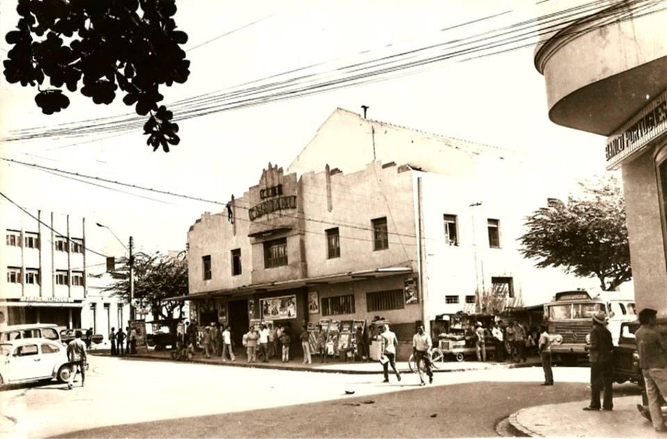 Cine Caruaru 1960s post