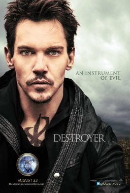 Jonathan Rhys Meyers as Valentine Morgenstern