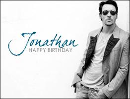 Happy Birthday Jonathan!