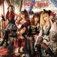 DESTROSE album hits top 10 on Oricon