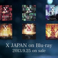 X Japan Live Concerts scheduled for Blu-ray release