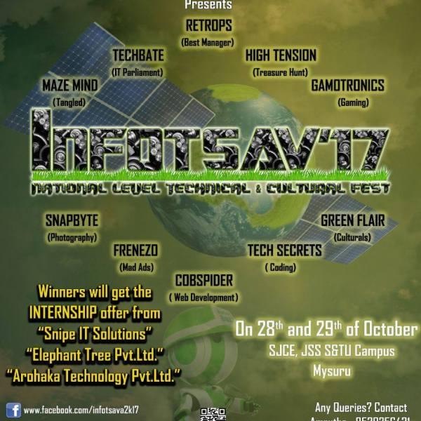 INFOTSAV '17