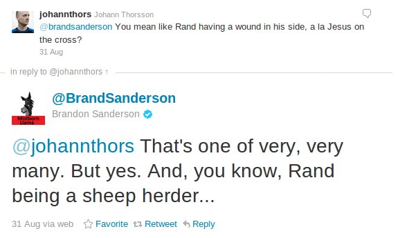 Brandon Sanderson