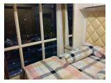 Dijual / Disewakan Apartemen H Residence Cawang - 2 BR 57 m2 Fully Furnished