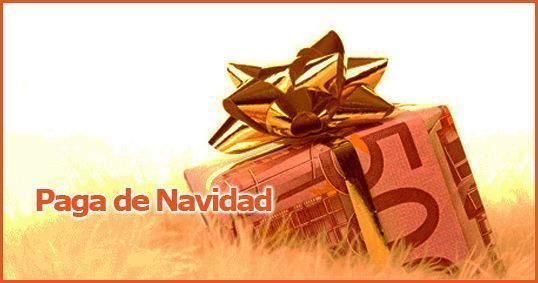 Juan Marin Pozo: Paga de Navidad