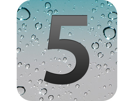 iOS 5 was cutting edge in 2011.