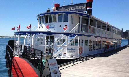 Jubilee Queen - Toronto Harbour Boat Cruises