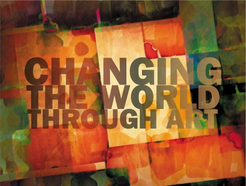 changing the world through art