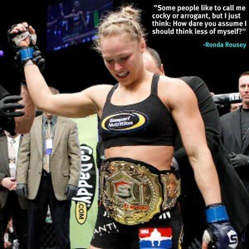 Ronda Rousey - JudoMania Online