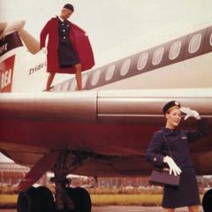 Hanging Cloud – a Different Stewardess Adventure