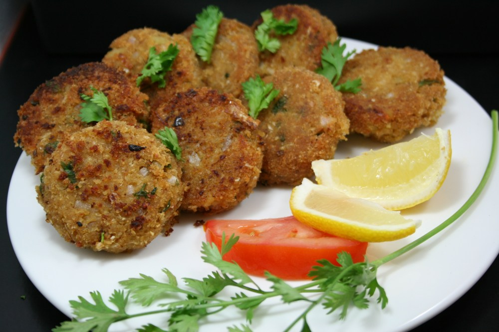 Cabbage Cutlets  (2/4)
