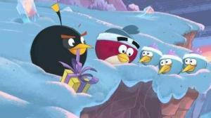 video de Angry Birds Navidad Wreck The Halls