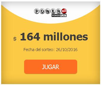 powerball 164 millones