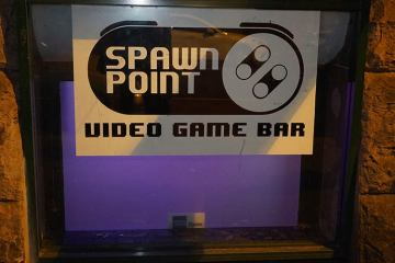 Spawn Point Small Bar