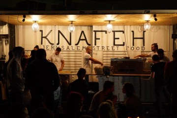 Knafeh Jerusalem Street Food (4)