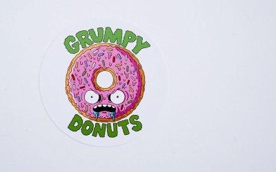 Grumpy Donuts (2)
