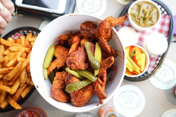 Belles Hot Chicken Barangaroo Wulugul pop-up (3)
